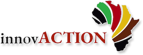 InnovAction community of practice for Africa Logo